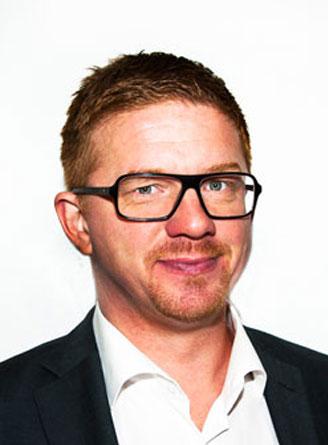 Joakim Persson, VD, Ånge energi